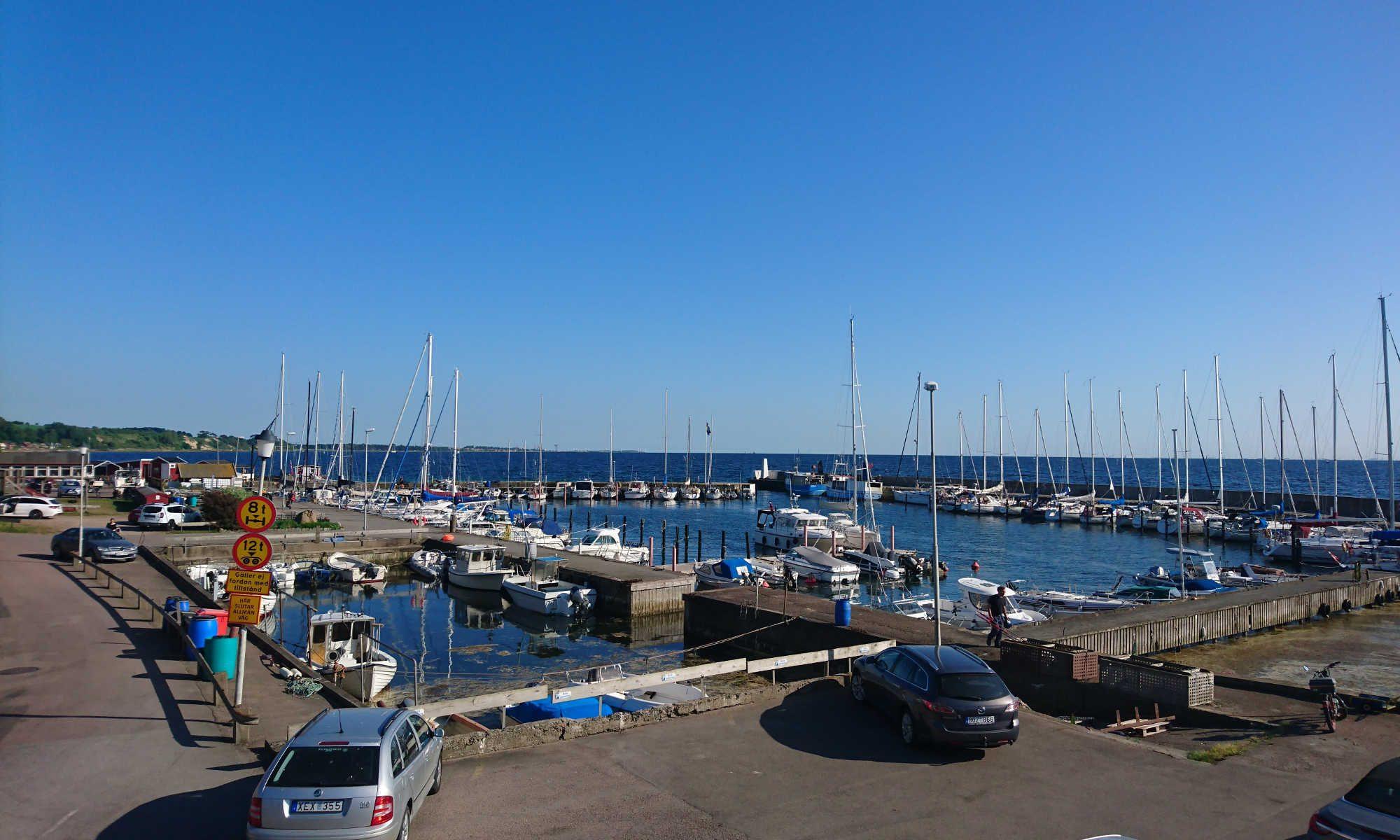 Ålabodarnas hamn